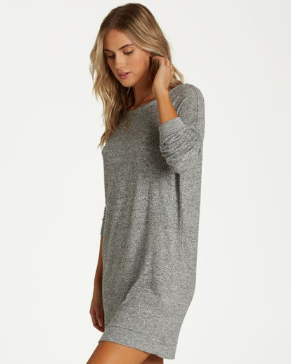1 Reset Button Mini Dress  JD02VBRE Billabong