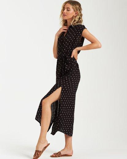 1 Little Flirt Maxi Dress Black JD04VBLI Billabong