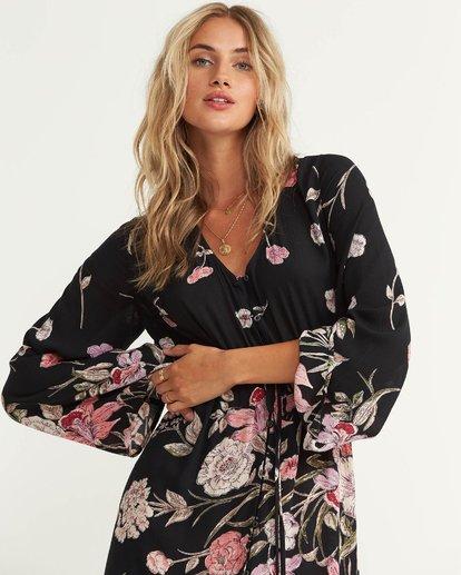 4 Desi Kimono Maxi Dress  JD06QBDE Billabong
