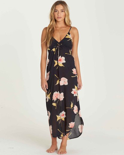 1 Like Minded Maxi Dress  JD07PBLI Billabong