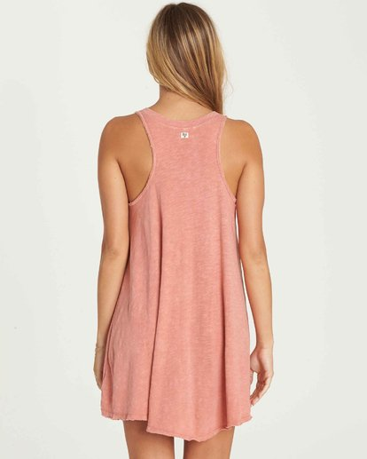 2 Let Loose Dress Pink JD08PBLE Billabong