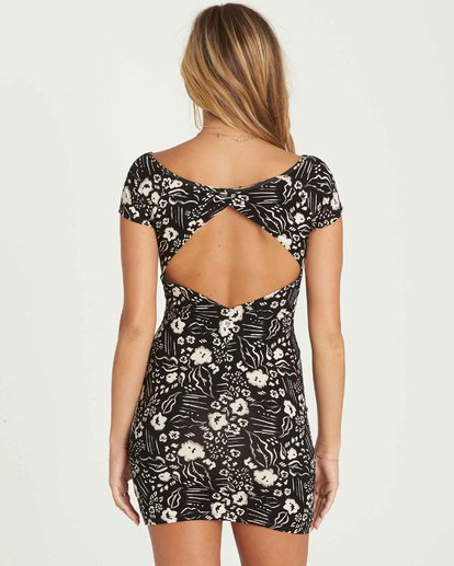2 Babe Alert Bodycon Mini Dress  JD09PBBA Billabong