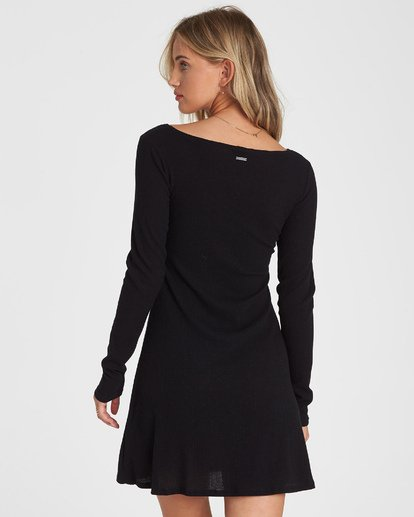 2 Walk Away Dress Black JD12WBWA Billabong