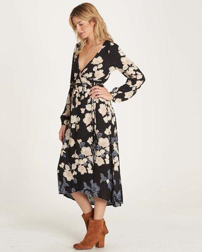 1 Floral Fever Dress  JD13MFLO Billabong