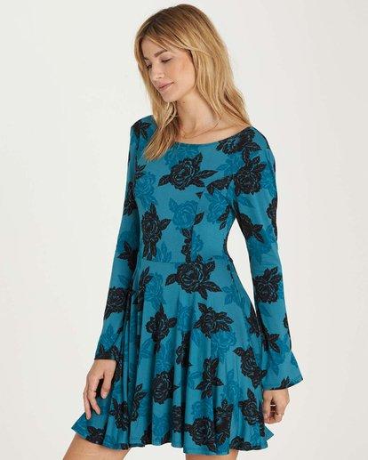 1 Steal Time Dress Blue JD14MSTE Billabong