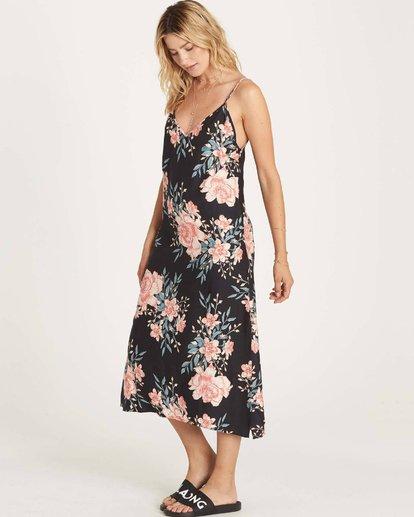 1 Dreamy Garden Dress  JD15LDRE Billabong