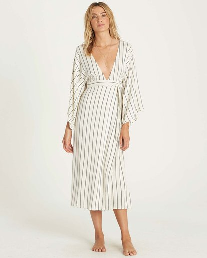 1 Robe Life Dress  JD15NBRO Billabong