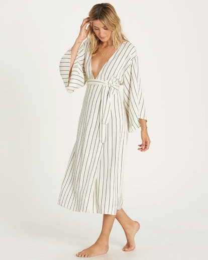 2 Robe Life Dress  JD15NBRO Billabong