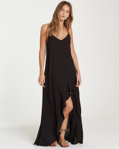 1 Kick It Up Maxi Dress  JD15QBKI Billabong