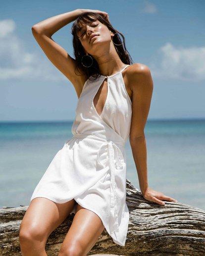 0 Aloha Baby Wrap Dress  JD16PBAL Billabong