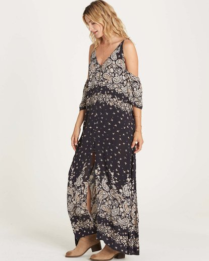 1 Desert Dance Dress  JD18LDES Billabong