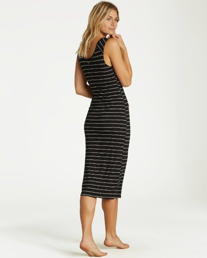 2 Share Alike Dress Black JD18VBSH Billabong