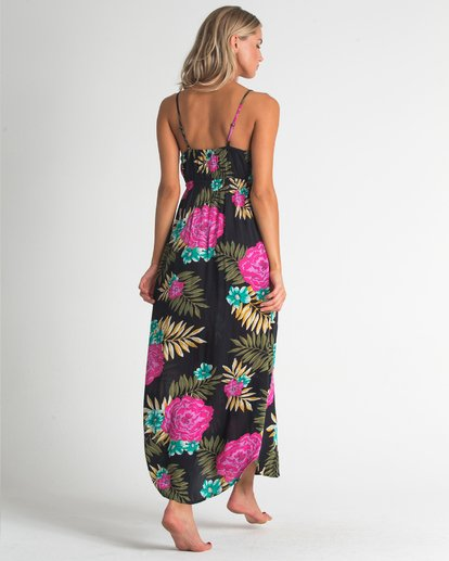 2 Like Minded Maxi Dress Black JD21UBLI Billabong