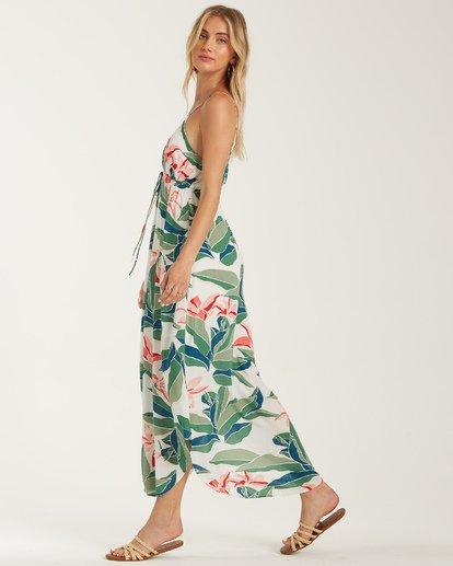 1 Like Minded Maxi Dress Grey JD21UBLI Billabong