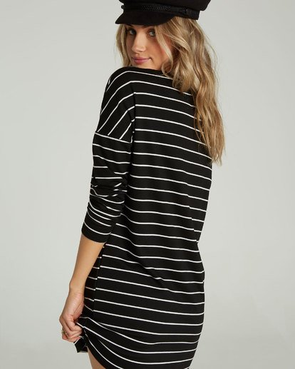 2 Simply Put Shirt Dress Black JD22QBSI Billabong
