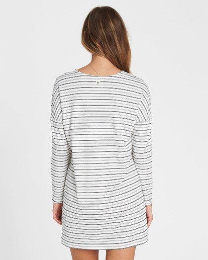 2 Simply Put Shirt Dress Beige JD22QBSI Billabong