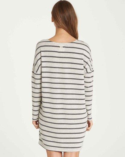 2 Simply Put Shirt Dress Grey JD22QBSI Billabong