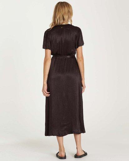 2 Lusty Weekend Dress Black JD25MLUS Billabong