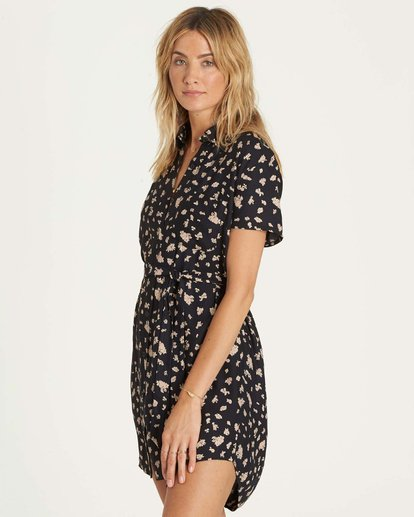 1 Workin It Dress  JD26NBWO Billabong