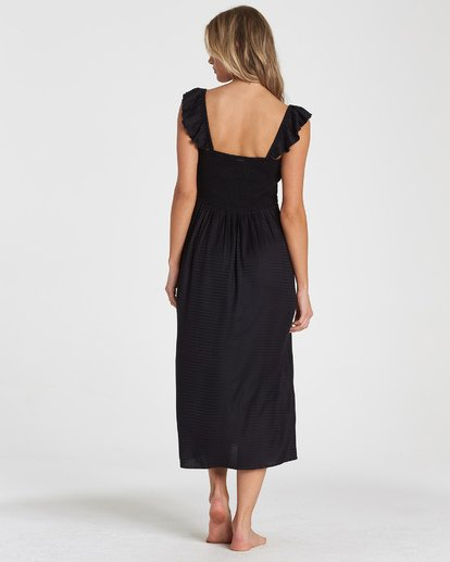 2 Cherry Lips Dress Black JD28WBCH Billabong