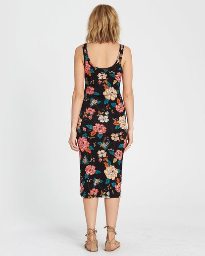 2 Share Joy Midi Bodycon Dress  JD30KSHA Billabong