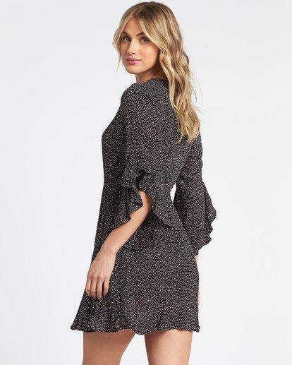 2 Love Light Mini Dress Black JD321BLC Billabong