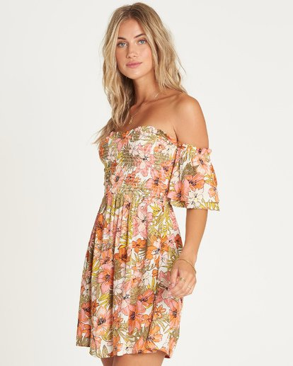 1 Dancing Sun Mini Dress  JD32UBDA Billabong