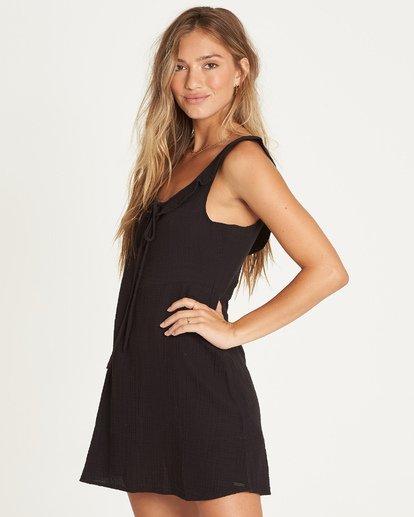 1 Skip It Mini Dress Black JD34UBSK Billabong