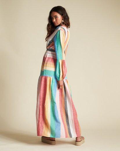 5 Sincerely Jules Mix It Up Dress Grey JD371BMI Billabong