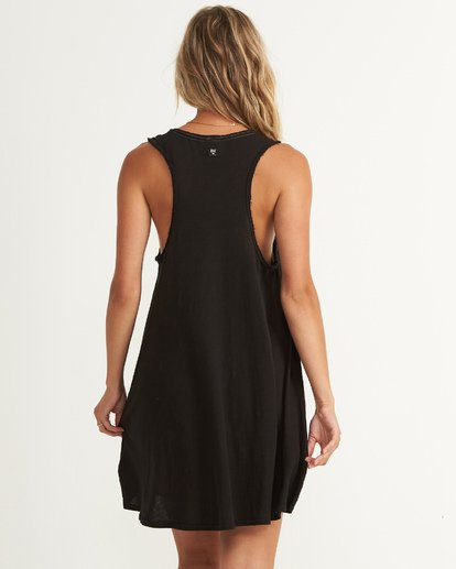 1 Last Call Mini Dress Black JD37UBLA Billabong