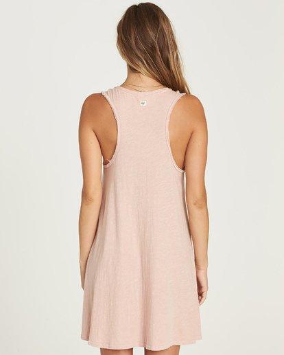 1 Last Call Mini Dress Pink JD37UBLA Billabong