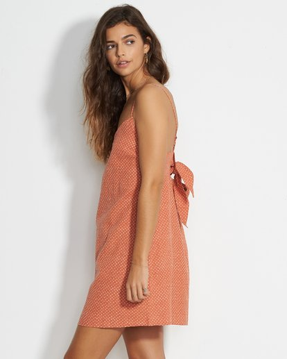 2 Candy Dress Mini Dress Pink JD37VBCA Billabong