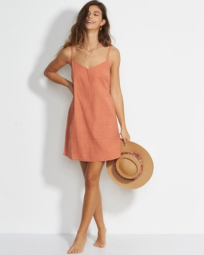 0 Candy Dress Mini Dress Pink JD37VBCA Billabong