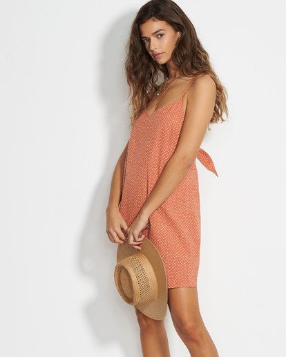 1 Candy Dress Mini Dress Pink JD37VBCA Billabong