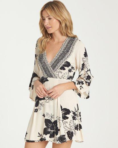 2 Divine Dress Beige JD39NBDI Billabong
