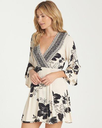 3 Divine Dress Beige JD39NBDI Billabong