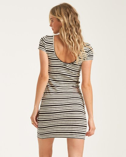 1 Shore Thing Dress Black JD422BSH Billabong