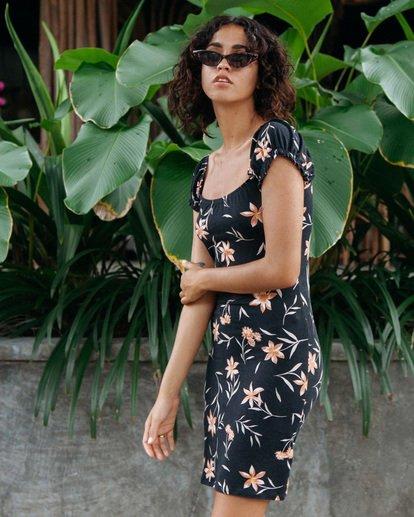 0 Girl Crush Dress Black JD501BGI Billabong