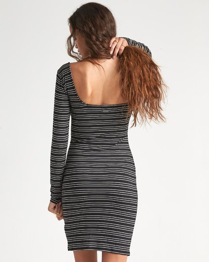 2 Same Song Dress Black JD511BSA Billabong