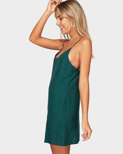 1 Summer Love Dress Green JD51WBSU Billabong