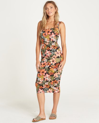 1 Share More Joy Midi Dress  JD53NBSH Billabong