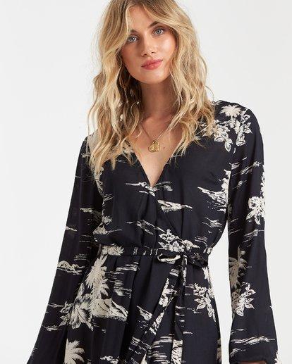 1 Faraway Island Dress Black JD60VBFA Billabong