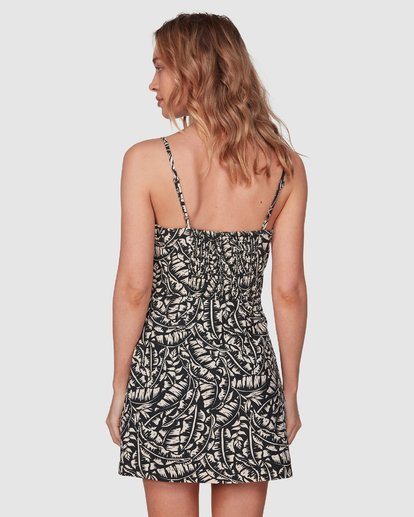 2 Morning Light Franca Dress Black JD60VBMO Billabong