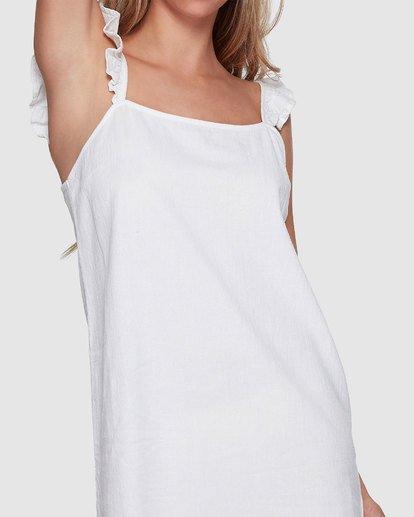 4 Millie Dress White JD61VBMI Billabong
