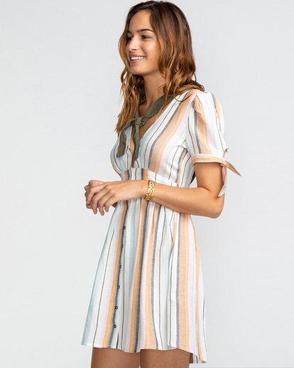 2 Blue Moon Mini Dress Grey JD623BBL Billabong