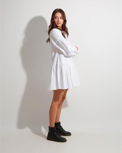 1 Wishes Dress White JD823BWI Billabong