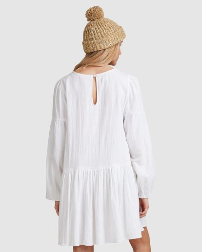 4 Wishes Dress White JD823BWI Billabong