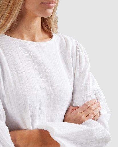 6 Wishes Dress White JD823BWI Billabong