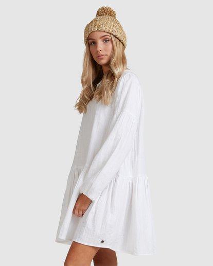 3 Wishes Dress White JD823BWI Billabong