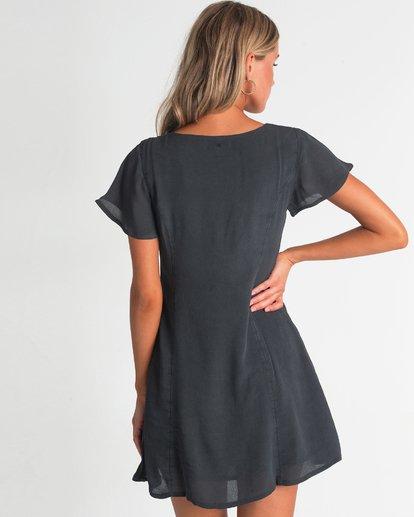 3 Sunlight Dreamin Mini Dress Black JD90TBSU Billabong